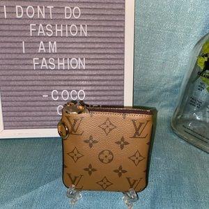 Louis Vuitton Reverse Monogram Pouch